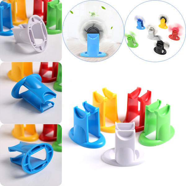 Colorful Fidget Plastic Hand Spinner Display Stand Bracket