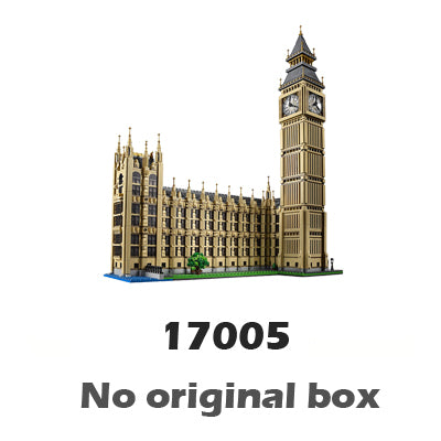 Brick Big Ben Building series Kit Model Blocks