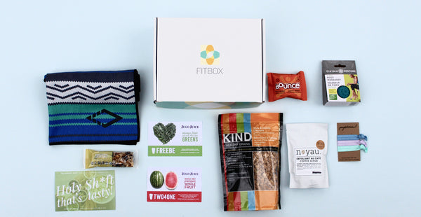 The Spring FitBox Has Sprung!