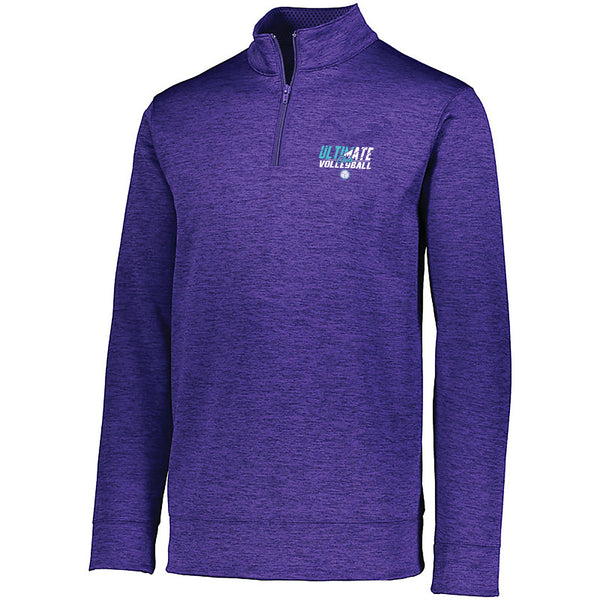 Ultimate Volleyball Club 1/4 Zip Stoked Pullover