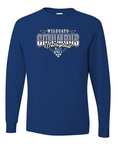 Columbus Volleyball 2018 Longsleeve Shirt