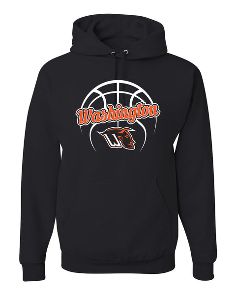 Washington Basketball 2018 Hooded Sweatshirt