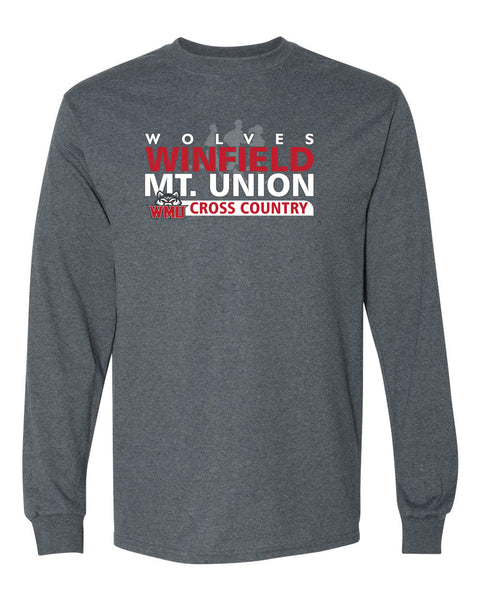 WMU XC LONG SLEEVE T-SHIRT 18