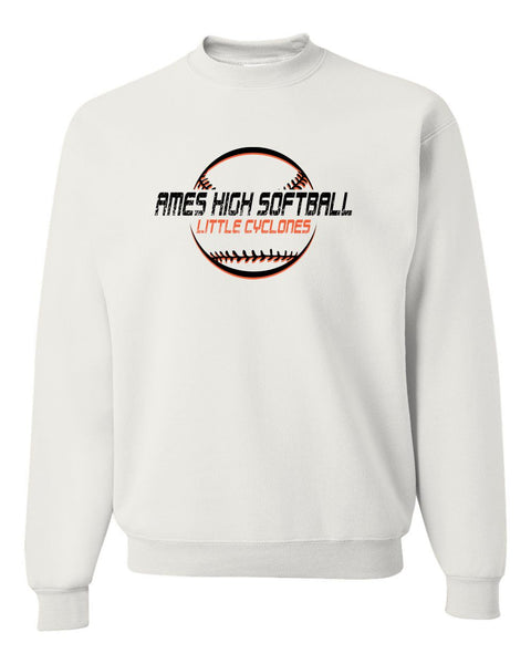 Ames Softball 2019 Crewneck Sweatshirt