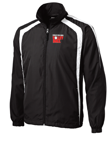 CCC VB 2021 Full Zip Wind Jacket