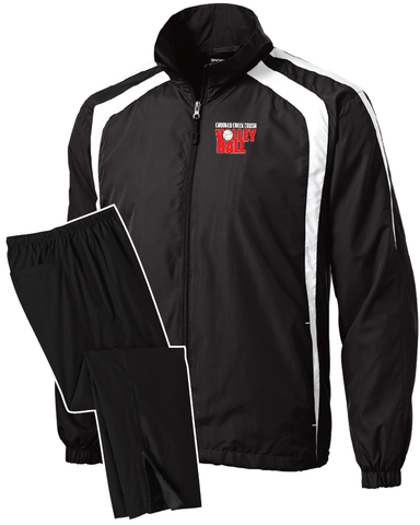 CCC VB 2021 Full Zip Wind Jacket and Pants Set