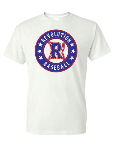 DBA Revolution Baseball Short Sleeve TShirt