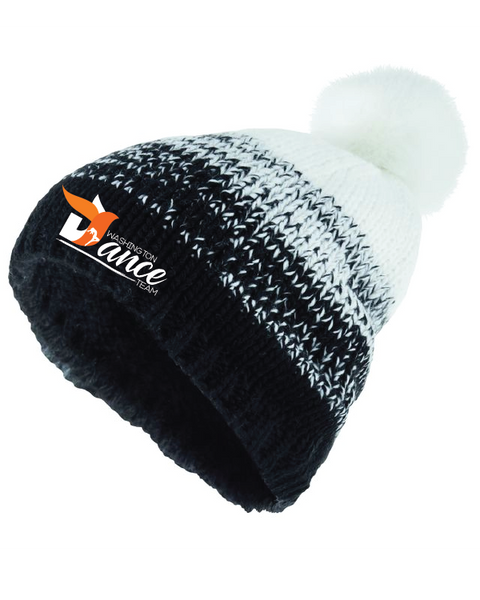 Washington Dance Team Beanie