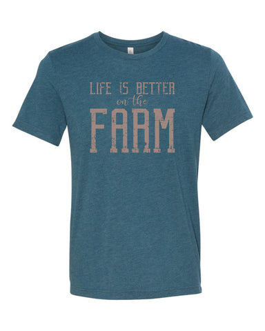 Farm Graphic Tee