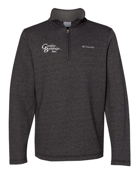 Greiner Buildings Fleece 1/2 Zip