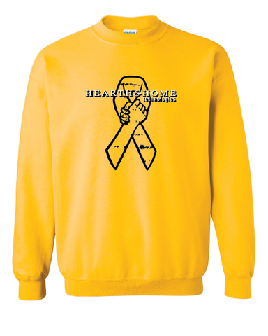 HHT Crewneck Sweatshirt - Ribbon