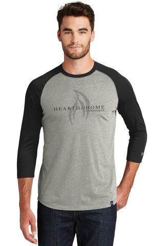 Hearth & Home Spring 2019 Heritage Blend 3/4-Sleeve Baseball Raglan Tee