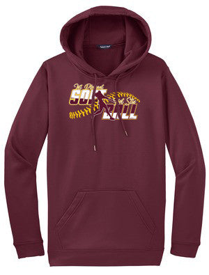 Hot Stix Dri-fit TEAM Hooded Sweatshirt