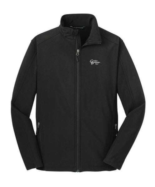 Greiner Buildings Port Authority® Core Soft Shell Jacket