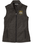 National Guard 2020 Ladies Sweater Fleece Vest