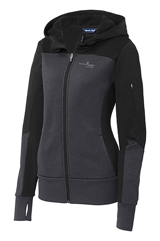 Hearth & Home Spring 2019 Ladies Sport-Tek Fleece Full-Zip Hooded Jacket