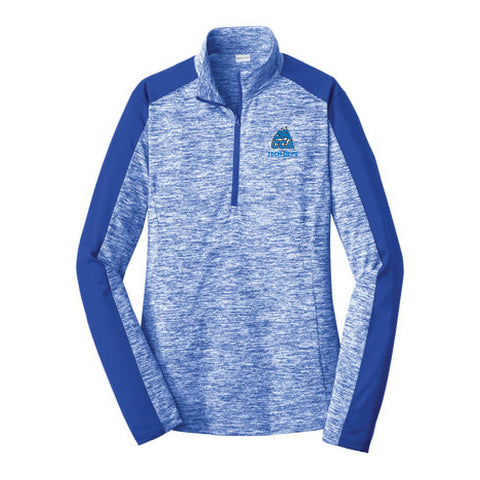 CCA Tech Ladies 1/4 Zip
