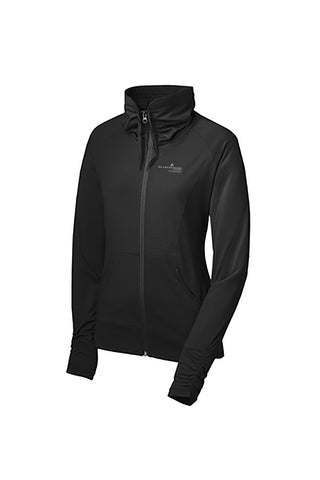 Hearth & Home Spring 2019 Sport-Tek Ladies Sport-Wick Stretch Full-Zip Jacket