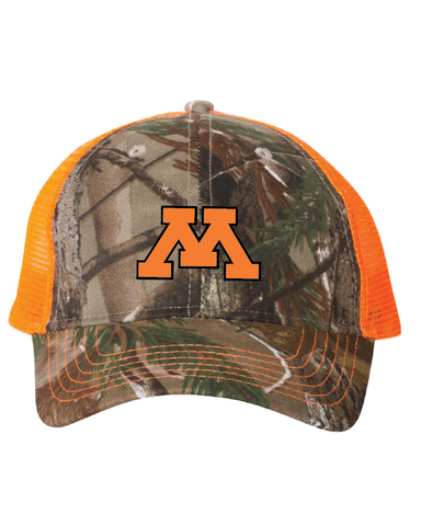 MEPO Boosters 2020 Camo Mesh Back Hat