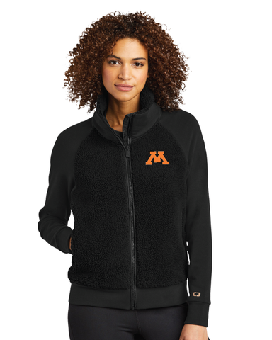 MEPO Boosters 2020 Ladies Sherpa Jacket