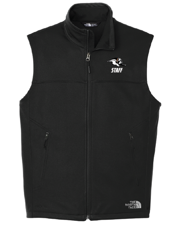 MEPO Staff North Face Softshell Vest