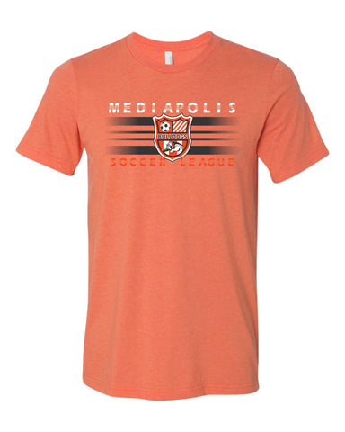 Mediapolis Soccer 2020 Softstyle T-Shirt