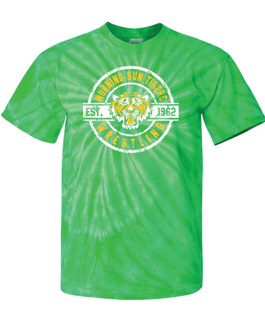 MS Youth Wrestling 2020 Tie Dye