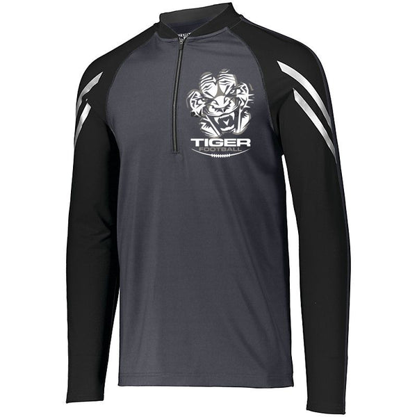 New London Football 2018 1/4 Zip Pullover