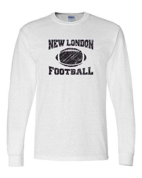 New London Football 2018 Longsleeve Tee
