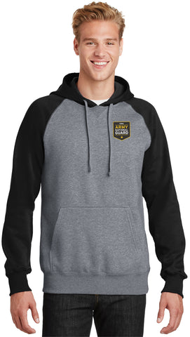 National Guard 2020 Raglan Hooded Sweatshirt