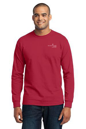 Hearth & Home Tall Size Long Sleeve T-Shirt
