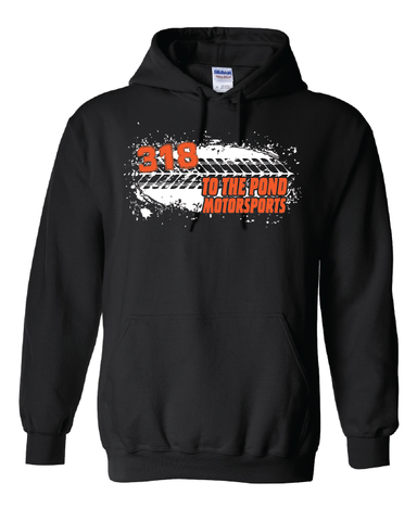 To The Pond Motorsports Hooded Sweatshirt