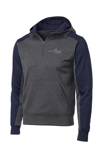 Hearth & Home Spring 2019 Sport-Tek Fleece 1/4-Zip Hooded Sweatshirt