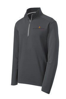 Hearth & Home Sport Tek Textured 1/4 Zip-Men/Unisex