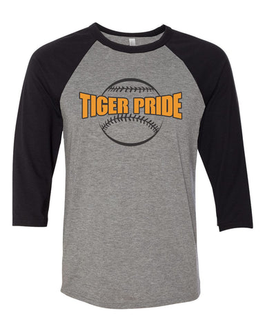 SEI Tiger Pride 2019 3/4 Sleeve