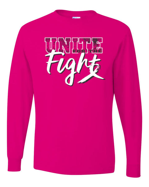 Unite for the Fight Longsleeve