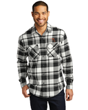Wash Cheer 2020 Plaid Shirt
