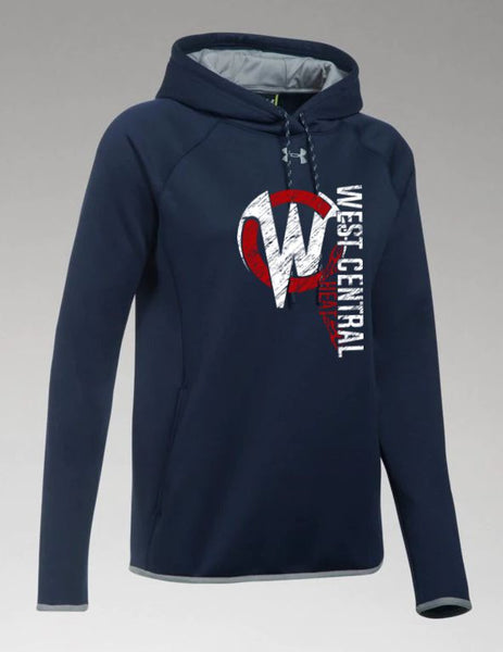 West Central - Ladies Under Armour Hood