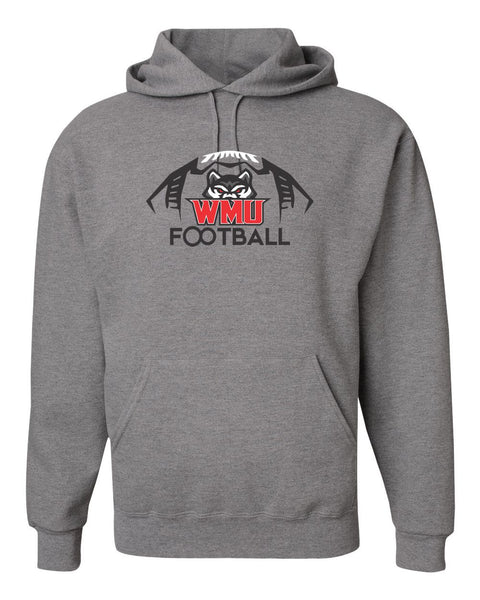 WMU Football 2018 Hooded Sweatshirt