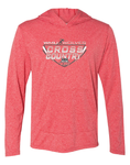 WMU XC Performance Hooded Long Sleeve T-Shirt