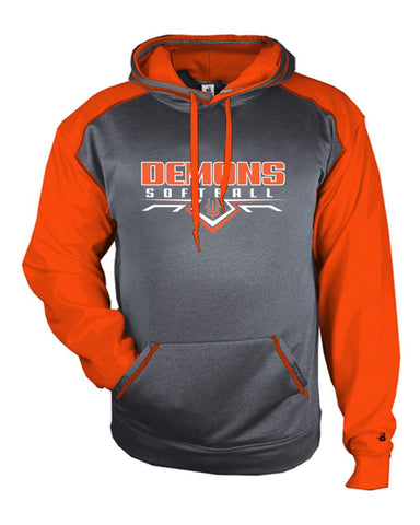 Washington Softball 2019 DriFit Hood