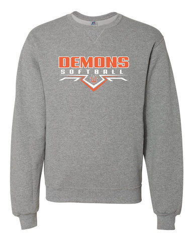 Washington Softball 2019 Crewneck Sweatshirt