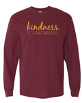 MP Kindness is Contagious Long Sleeve