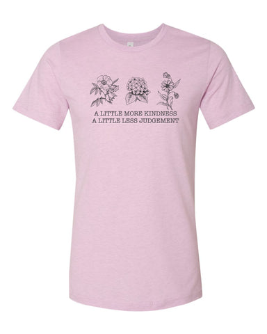 Flower Kindness Graphic Tee