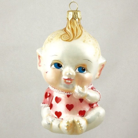 Baby Girl in Pink Ornament - www.giftsbykasia.com - 1