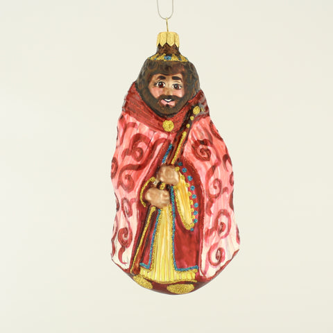 Three Kings Balthazar Christmas Ornament - www.giftsbykasia.com - 1