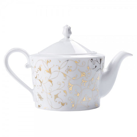 Tea/Coffee Pot Gold Orient Pattern  Mix-N-Match - Gifts by Kasia