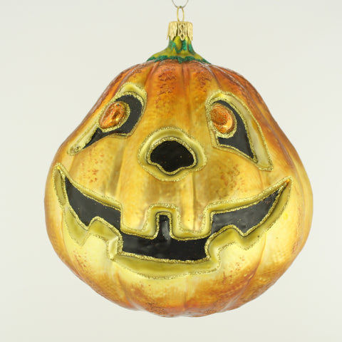 Extra Large Jackolantern Christmas or Halloween Ornament - www.giftsbykasia.com - 1