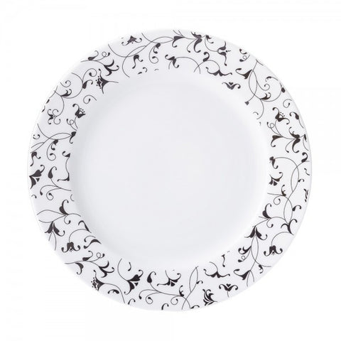 Dinner Plate Black Orient Pattern  Mix-N-Match - Gifts by Kasia - 1