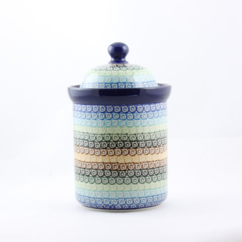 Handmade Ceramic Jar with Lid - Gifts by Kasia - 1
